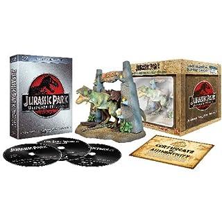 Jurassic Park - La Trilogia (Limited UE) (3 Blu-Ray+3 Digital Copy+Action Figure) [Italia] [Blu-ray] (B005Q6MHKY) | Amazon price tracker / tracking, Amazon price history charts, Amazon price watches, Amazon price drop alerts