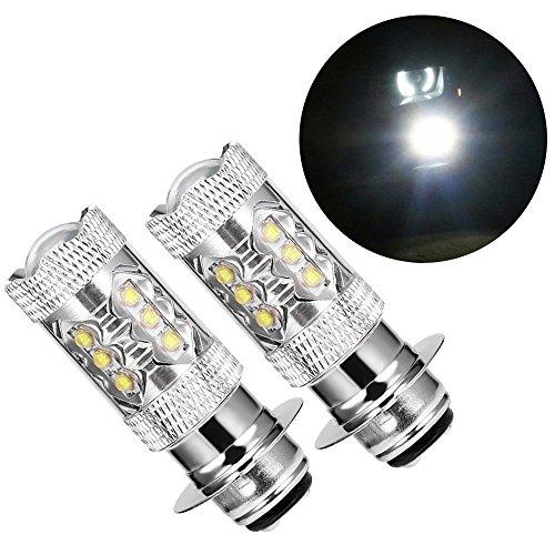 06 yfz 450 head lights - 8