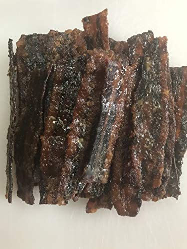 Candied Honey Bacon| Hickory Smoked | 3 ounce | artisan | foodie | Bacon Lovers