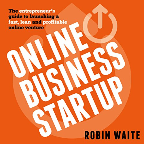 Online Business Startup audiobook cover art
