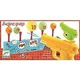 DJECO Aktions- und Spiegelspiel für Geschicklichkeitsspiele Aqua Pop, Mehrfarbig, 15