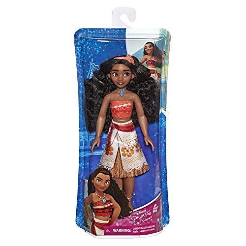 Disney Princess Shimmer Moana, Multicolor (Hasbro E6737ES2