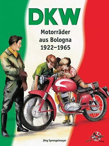DKW Motorräder aus Bologna 1922-1965: DKW Cavani