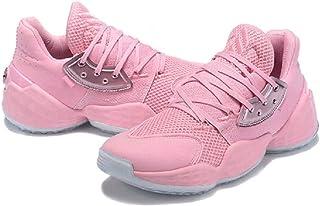 Harden Vol 4 Mens Basketball Shoes Pink EF1206