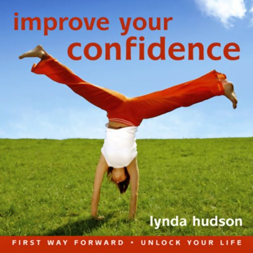 Improve your Confidence audiobook cover art