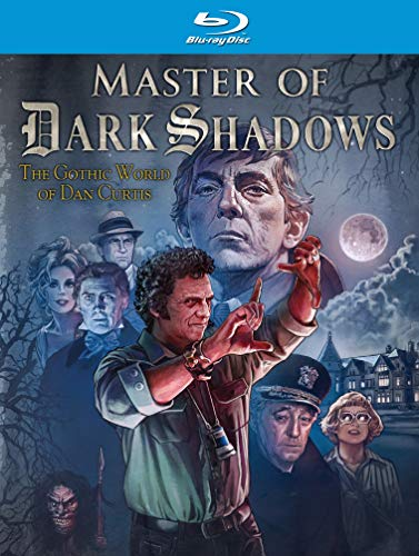 Master of Dark Shadows [Blu-ray]