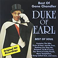 Duke of Earl by Gene Chandler (2001-10-01)