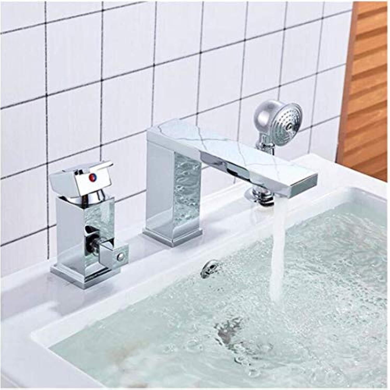 Wasserhahn Küche Bad Garten Waschtisch-Mischbatterie Messing Bad Wasserhahn Ctzl2025
