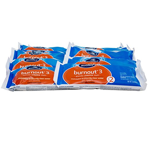 BioGuard Burnout 3 (1 lb) (12 Pack)
