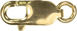 uGems 14K Gold Filled 16mm Lobster Clasp & Ring