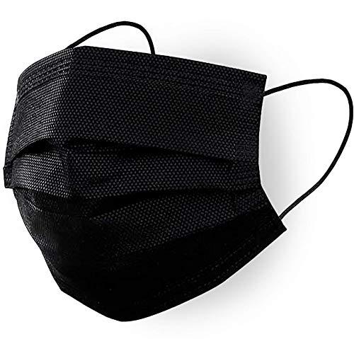 Langten Dispositivo desechable para adultos [100 unidades] que puede proteger el aislamiento de la boca y la nariz