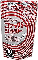 ファイバーショット10(4.1g×10包)×5袋 αシクロデキストリン 難消化性デキストリン 食物繊維 粉末