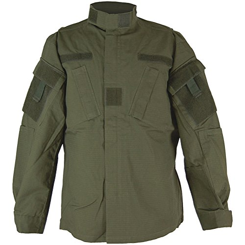 Teesar ACU Ripstop Combat Chemise Olive Taille XL