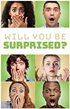 Will You Be Surprised? (Gospel Tract, Packet of 100, KJV)