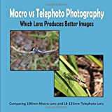 Macro vs Telephoto Photography:  Which Lens Produces Better Images: Comparing 100mm Macro Lens and 18-135mm Telephoto Lens