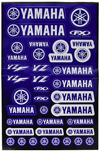 Factory Effex (10-68230 Universal Moto Sticker Kit
