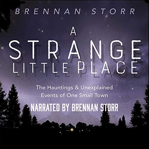A Strange Little Place cover art