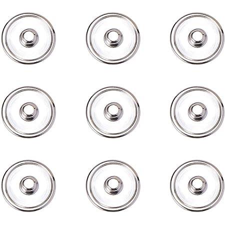 2017 Snap It  Chunk Button Popper Interchangeable 18mm 20mm snaps bases School Graduation