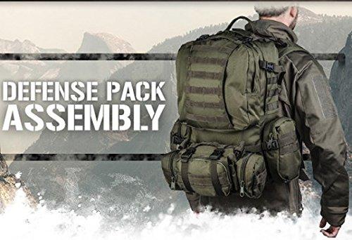 Mil-tec Od Defense Pack Assembly - Mochila de...