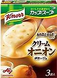 クノール カップスープ クリームオニオンポタージュ 3袋 ×10個