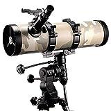 Xingtangshuimenbaihuodian LSS-MDS Télescope astronomique Haute définition HD Professionnel et Stargazing Voir la Terre Ciel à Double Usage télescope Multifonction