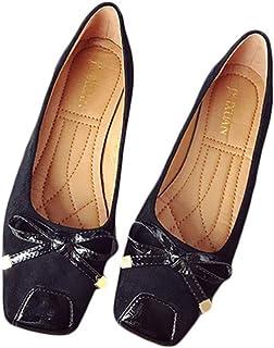 パンプス 痛くない ローヒール ぺたんこ 黒 ブラック 大きいサイズ 歩きやすい 疲れにくい 走れる ブラウン レオパード オフィス 立ち仕事 日本製 外反母趾 小さいサイズ 通勤 レディース靴「イノヤ」