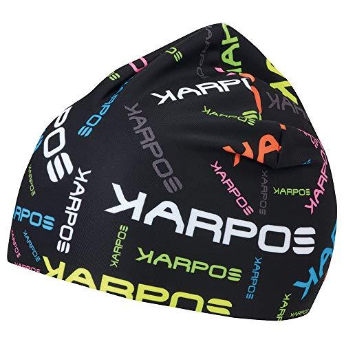 Karpos Alagna Race Cap - Black/Multicolor
