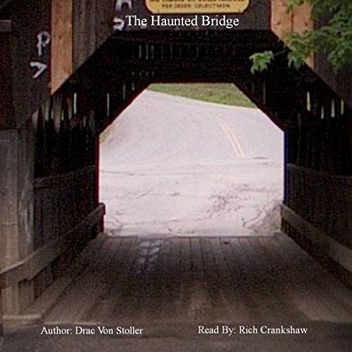 The Haunted Bridge audiobook cover art