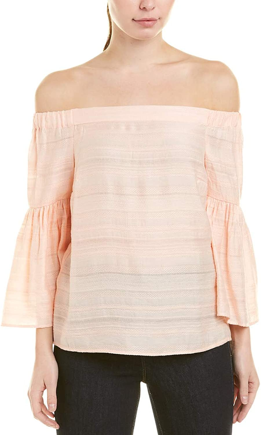 1.STATE Womens Top, M, Pink