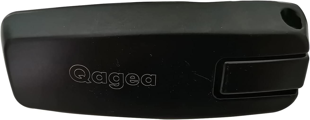 Qagea Rear Window Hinge Set Liftgate Glass Hinge Left Compatible