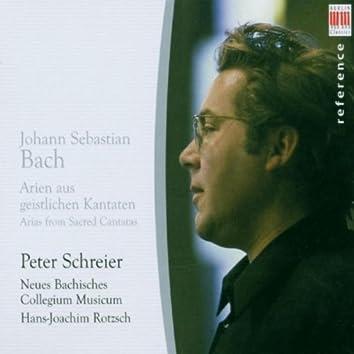 Bach: Arien aus Geistlichen Kantaten