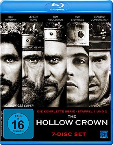 The Hollow Crown - Staffel 1+2 [Blu-ray]