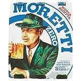 Moretti Birra Zero Bottiglia, 3 x 330ml