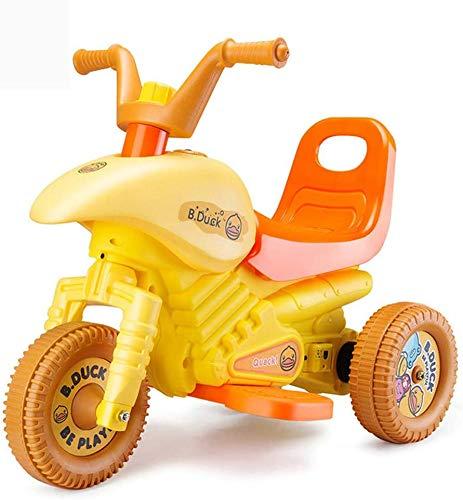 WSJ Kinder Motorrad Elektromotorrad 6V Batterie Kinder Fahrrad Kleinkind Spielzeug Auto