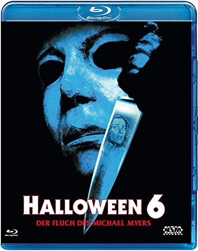 HALLOWEEN 6 (Limited Edition) Blu-ray