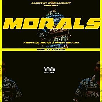 Morals (feat. Shaun the Plug)