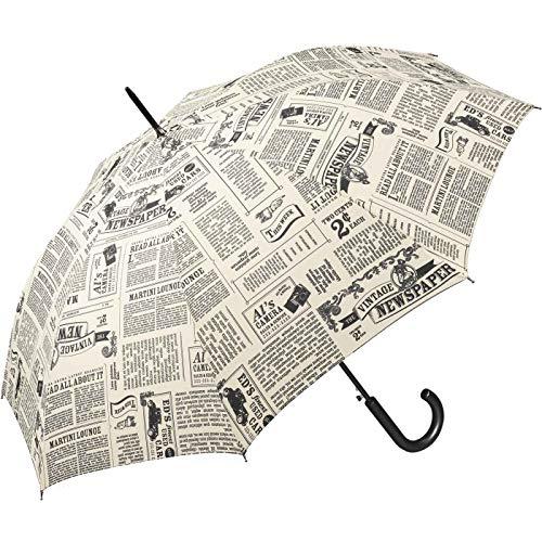 Regenschirm Newspaper - Stockschirm Automatik