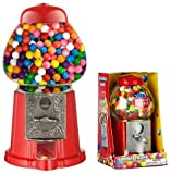 eBuzz GUMBALL VENDING MACHINE DISPENSER SWEET BUBBLEGUM FUN KIDS TOY CHEWING GUM NEW