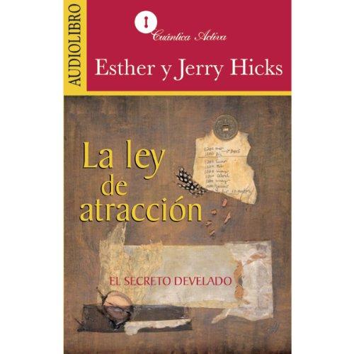 La ley de atracción: El secreto develado audiobook cover art