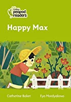 Level 2 - Happy Max (Collins Peapod Readers)