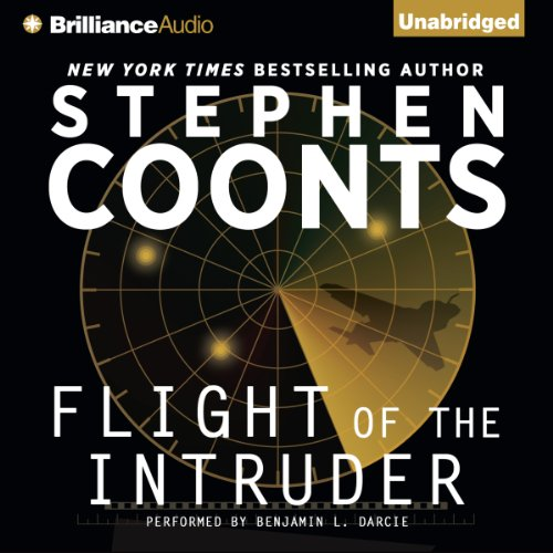 Flight of the Intruder audiobook cover art