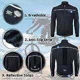 Zoom IMG-1 souke sports giacca invernale uomo