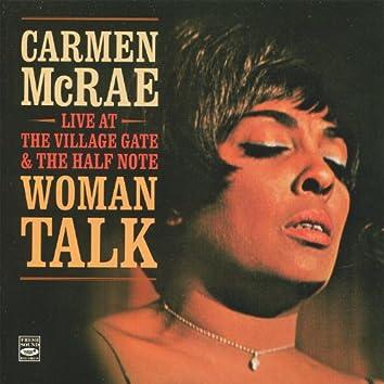 Carmen McRae Live at the Village Gate & the Half Note
