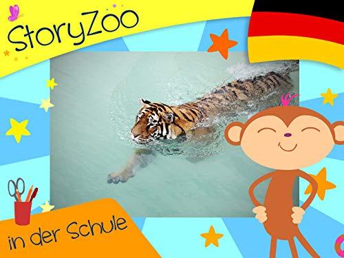 StoryZoo in der Schule - Tiger