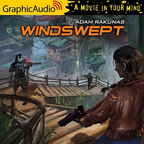 Windswept [Dramatized Adaptation] cover art