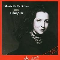 Petkova Plays Chopin