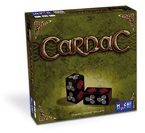 Huch & Friends 878427 - Carnac Brettspiel