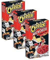 New! Cheetos Mac'n Cheese Flamin Hot Flavor