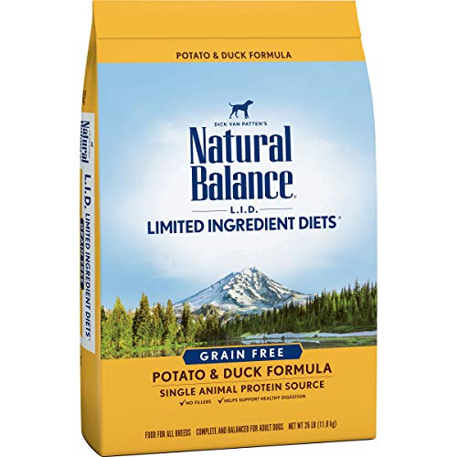 Natural Balance Limited Ingredients Grain-Free Dry Dog Food