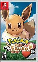 Pokemon Let's Go, Eevee! (輸入版:北米) - Switch